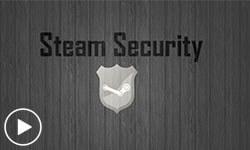 امنیت اکانت استیم