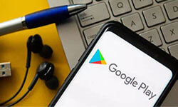 گوگل پلی و اپل