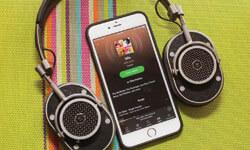 پخش موسیقی در اسپاتیفای