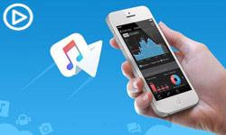 اشتراک گذاری آهنگ های اپل موزیک