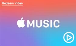 ریدیم ویدئویی اپل موزیک